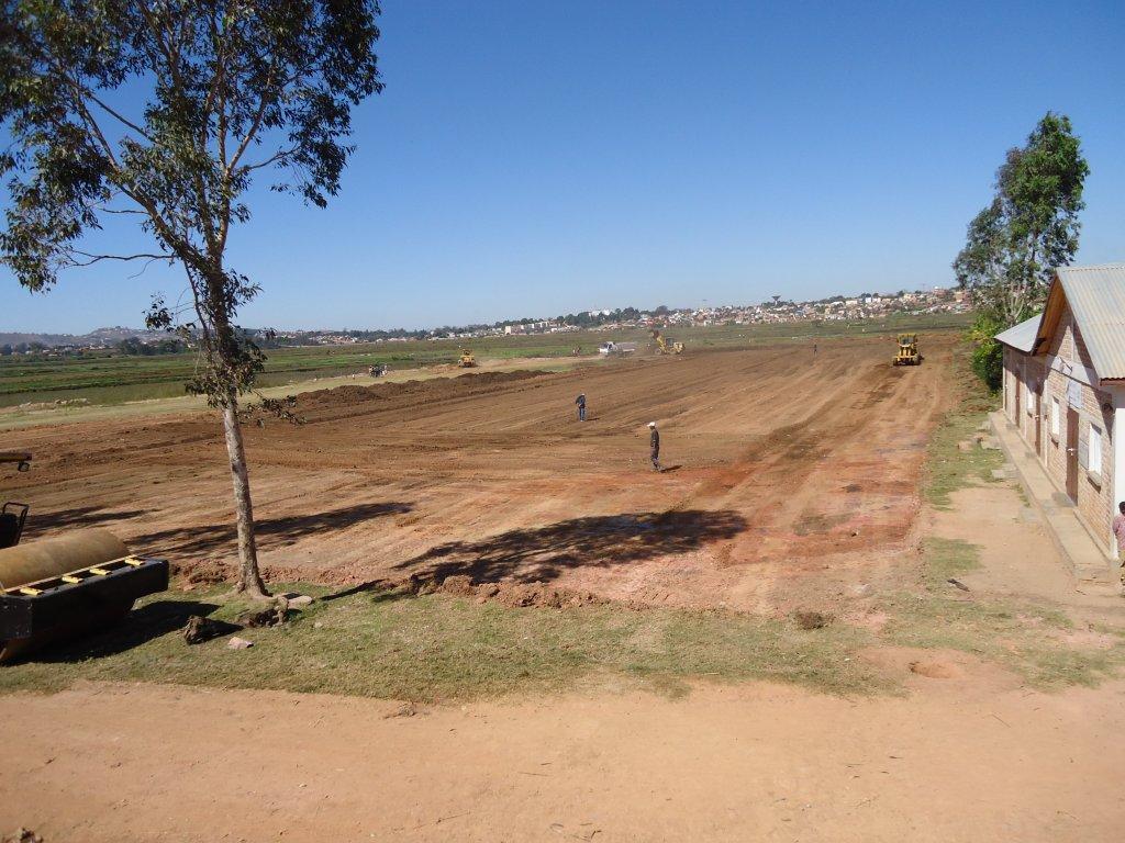 Nivellement terrain (2008)
