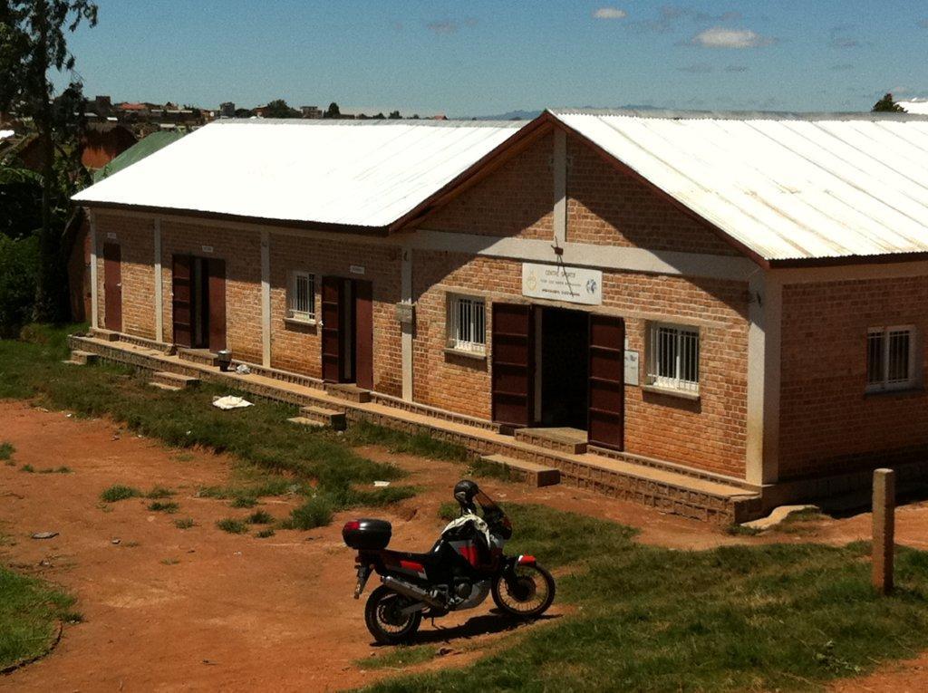 Finition bâtiment de vie (2010)